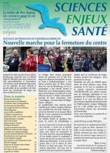 Sciences Enjeux Santé n°81—Juin2016