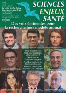 Sciences Enjeux Santé n°92—mars2019