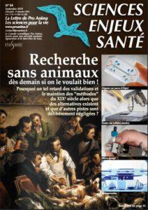 Sciences Enjeux Santé n°94—septembre 2019