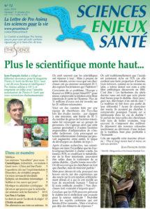 Sciences Enjeux Santé n°72—mars2014