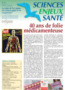 Sciences Enjeux Santé n°73—juin2014